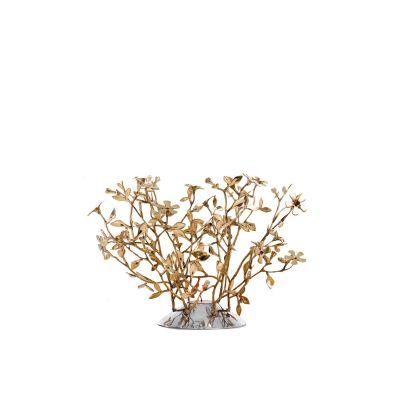 Shamadan Candleholder Brass