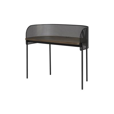 Shelter Desk Smoked Oak