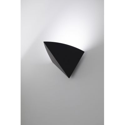 Ship LED Wall Light 117 Fine Textured Oxyde