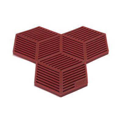 SICO - Pan Trivet  Red (pack of 5)