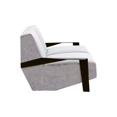Silver Lake 2 Seater Sofa Padded Side A4139 - Remix 643 Vermilion, Tele Grey, 230 X 106