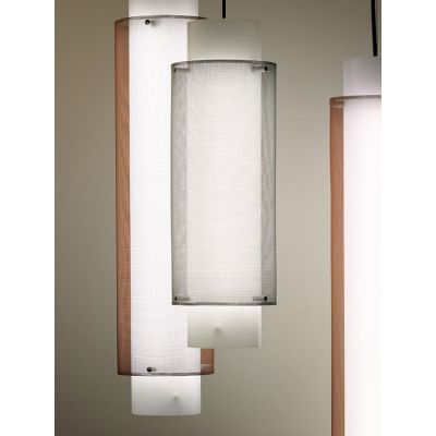Skin Suspension Lamp Bronze, LED
