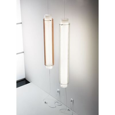 Skin Suspension with Connector Lamp 160,Bronze, Fluorescent