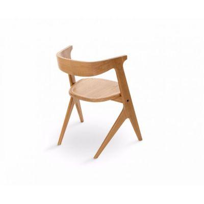 Slab Chair - Set of 2 TD Natural Oak