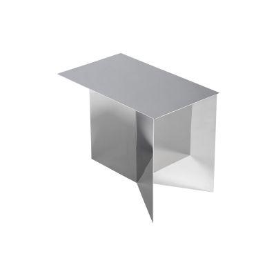 Slit Oblong Side Table Mirror