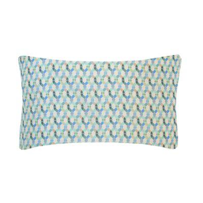 Small Braids Printed Cushion