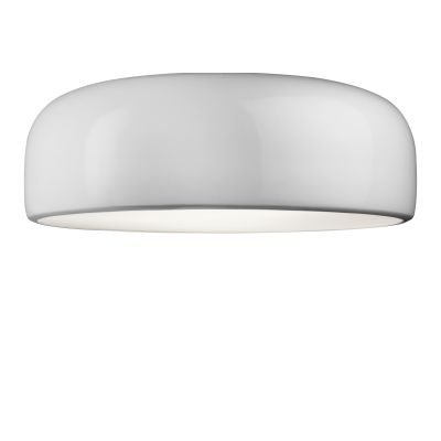 Smithfield Eco Ceiling Light no, White
