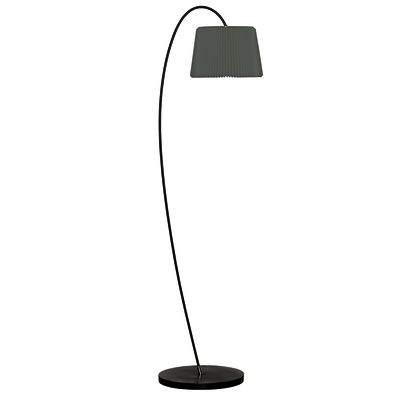 Snow Drop Floor Lamp Anthracite Grey