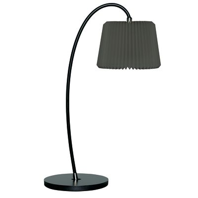 Snow Drop Table Lamp Anthracite Grey