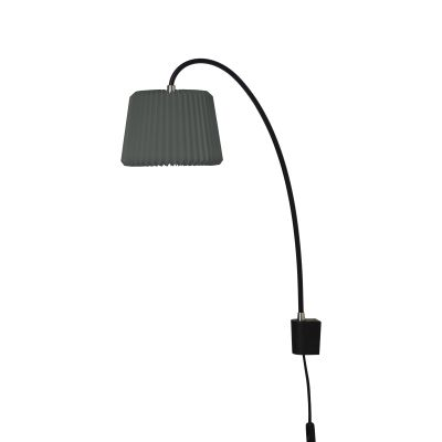 Snow Drop Wall Light Anthracite Grey