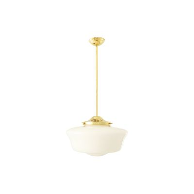 Sofia Pendant Light Satin Brass