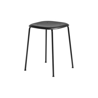 Soft Edge P70 Stool Black