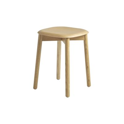 Soft Edge Stool 72 Clear Oak