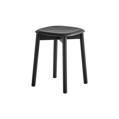 Soft Edge Stool 72 Soft Black