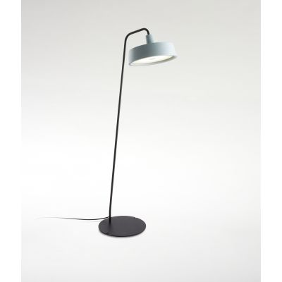 Soho Floor Lamp Marset - Stone Grey