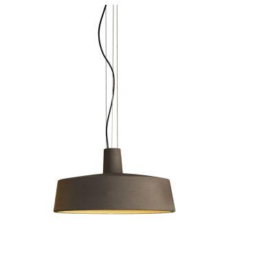 Soho Outdor Pendant Light Marset - Black, 112cm, Yes