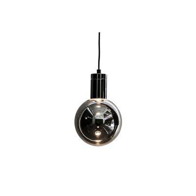 Solitario So Pendant Light Solitario Black Nickel, Smoke Decorative , Ø 20 cm