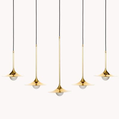 Solo Disc 5 Suspension Light Copper
