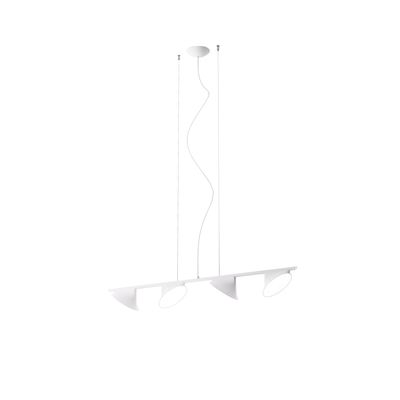 SP Orchi 4 Pendant Light White