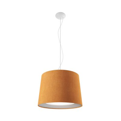 SP Velvet Pendant Light Burgundy, Green, 70 X 44