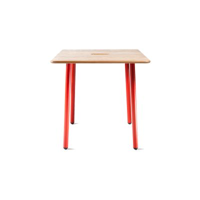 Square Working Table - Set of 10 RAL 1000, 90cm