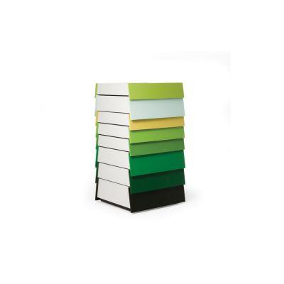 Stack Drawer - H178 Green Pallette