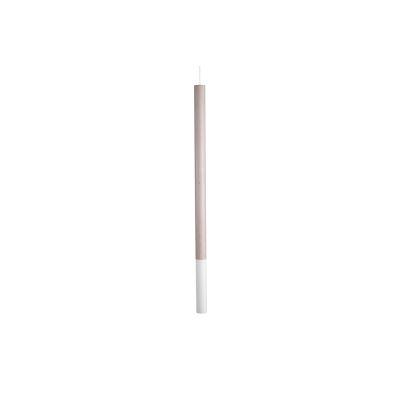 Stick Pendant Light White