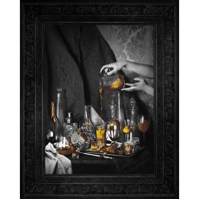 'Still Life' - Gold Edition Canvas 'Still Life' - Gold Edition Canvas