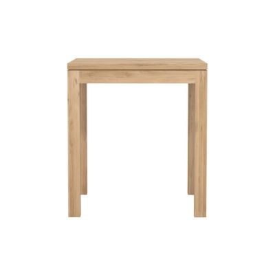 Straight Dining Table 70 x 70 x 78 cm