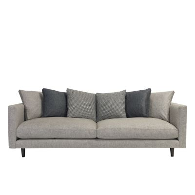 Studio 4 Seater Sofa Beige