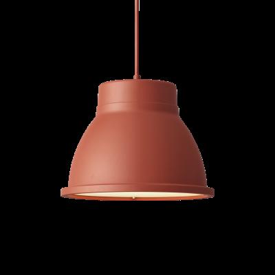Studio Pendant Lamp Dusty Red