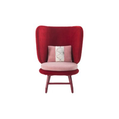 Ayub Armchair Sushi Edition Red