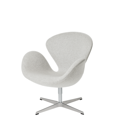 Swan Easy Chair Natural Leather Natural