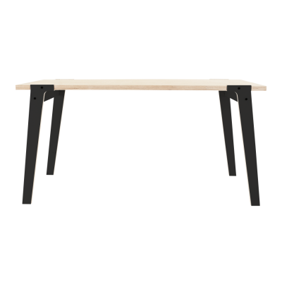 Switch Mid Dining Table Inky Black