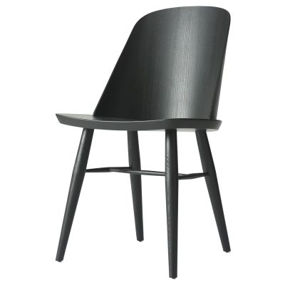 Synnes Dining Chair Black Ash