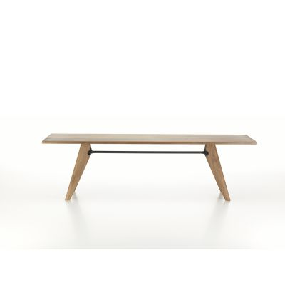 Table Solvay solid oak, natural - oiled,74 x 90 x 180 cm