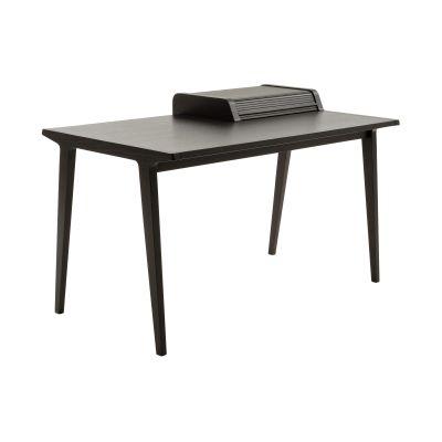 Tapparelle Desk Canaletto Walnut Finish
