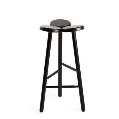 Temù Stool Black, Low