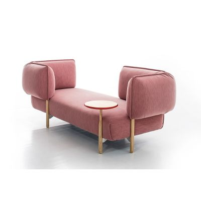 Tender Round Table For Sofa Mud