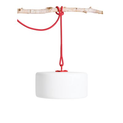 Thierry le Swinger Pendant Light Red
