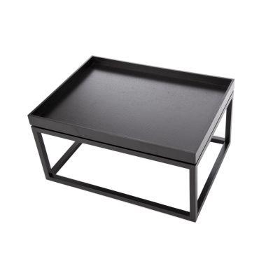 Tip Coffee Table Black