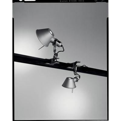 Tolomeo Micro Pinza LED Wall Light Aluminium