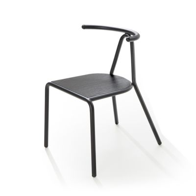 Toro Chair Black