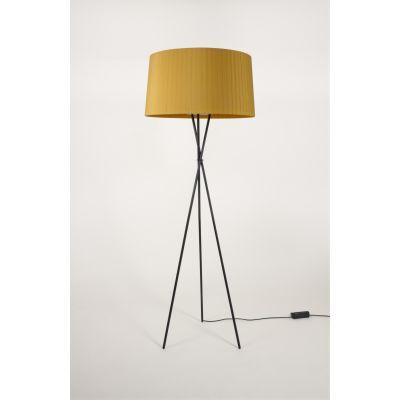 Trípode G6 Floor Lamp Mustard Raw