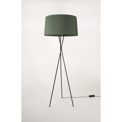 Trípode G6 Floor Lamp Green Raw