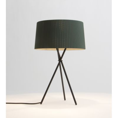 Trípode M3 Table Lamp Green Raw