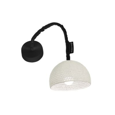 Trama A1 Wall Light Black