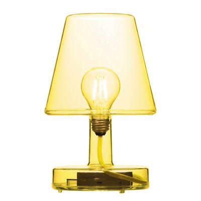 Transloetje Table Lamp - Ex display Yellow