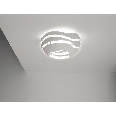 Tree Series Ceiling Lamp C50, Black-Gold, Halo