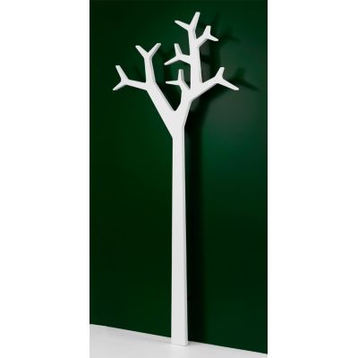 Tree Wall Coat Stand 194, Oak Natural Lacquer